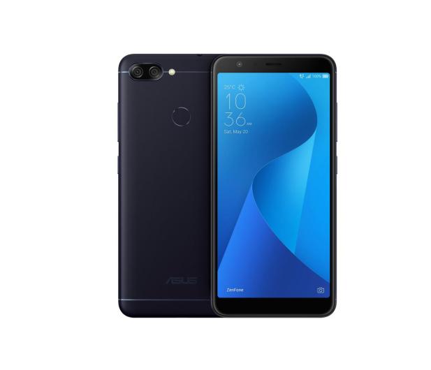ASUS ZenFone Max Plus ZB570TL 3/32GB Dual SIM czarny - 412491 - zdjęcie