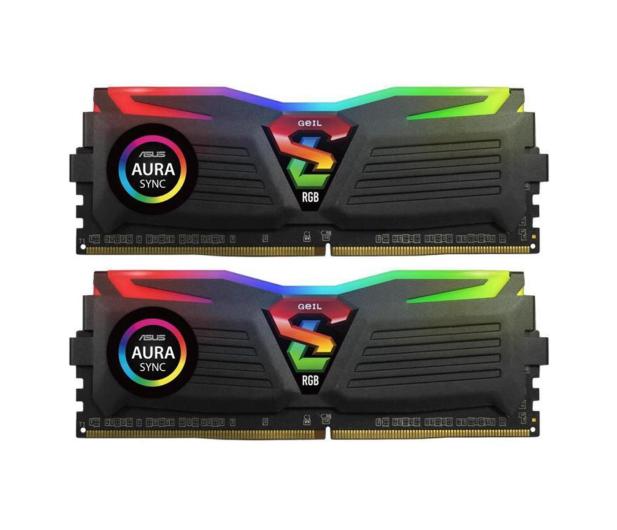 GeIL 16GB 2400MHz Super Luce CL16 (2x8GB) - 409100 - zdjęcie