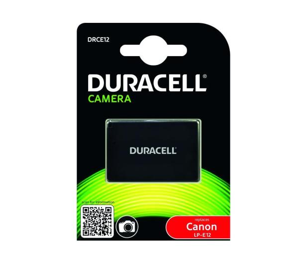 Duracell Zamiennik Canon LP-E12 - 411866 - zdjęcie 3