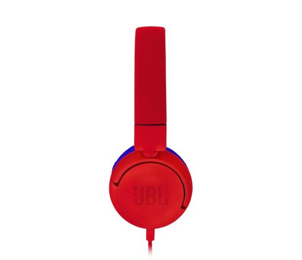 JBL JUNIOR JR300 czerwono-granatowy - 408935 - zdjęcie 4