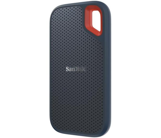 SanDisk Extreme Portable SSD 2TB USB 3.1 Granatowy - 417528 - zdjęcie 2