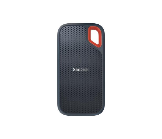 SanDisk Extreme Portable SSD 2TB USB 3.1 Granatowy - 417528 - zdjęcie