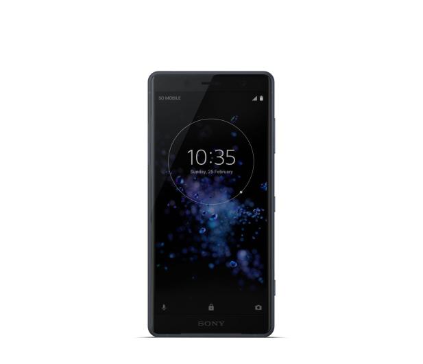 Sony Xperia XZ2 Compact H8324 Dual SIM Księżycowa czerń - 416749 - zdjęcie 3