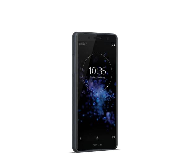 Sony Xperia XZ2 Compact H8324 Dual SIM Księżycowa czerń - 416749 - zdjęcie 2