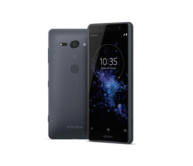 Sony Xperia XZ2 Compact H8324 Dual SIM Księżycowa czerń - 416749 - zdjęcie 9