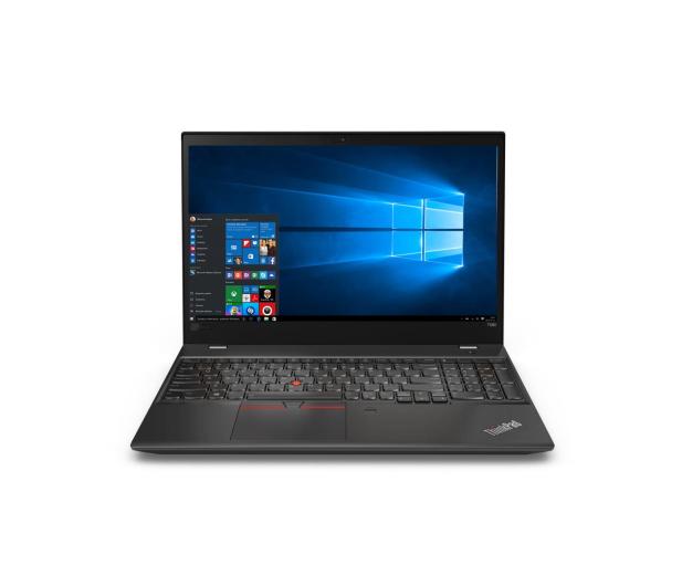 Lenovo ThinkPad T580 i5-8250U/16GB/256/Win10Pro FHD - 418254 - zdjęcie 3