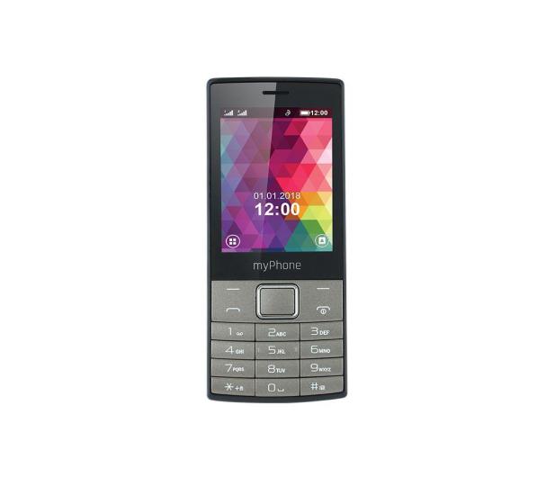 myPhone 7300 szary - 417892 - zdjęcie 2