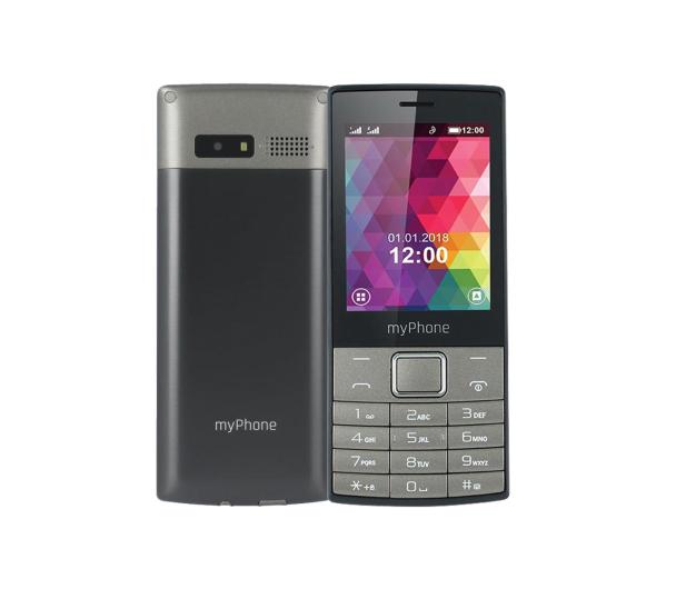 myPhone 7300 szary - 417892 - zdjęcie