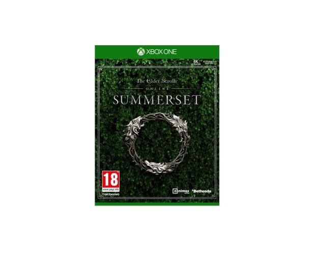 Xbox The Elder Scrolls Online Summerset - 419438 - zdjęcie