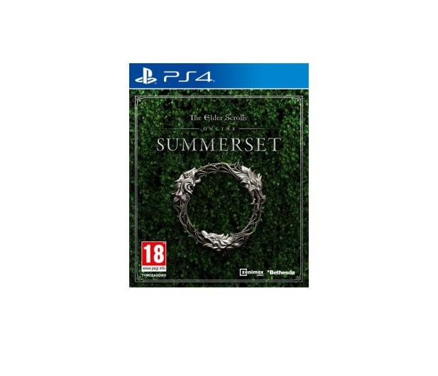PlayStation The Elder Scrolls Online Summerset - 419436 - zdjęcie