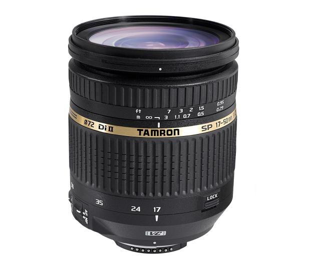 Tamron SP AF 17-50mm F2.8 XR Di II VC LD Asp. Canon - 418688 - zdjęcie