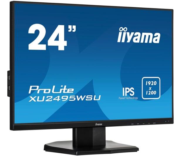 iiyama XU2495WSU-B1 - 419556 - zdjęcie 2