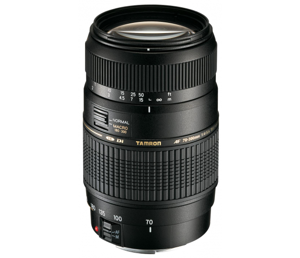 Tamron AF 70-300mm F4-5.6 LD Di Macro 1:2 Sony - 418715 - zdjęcie