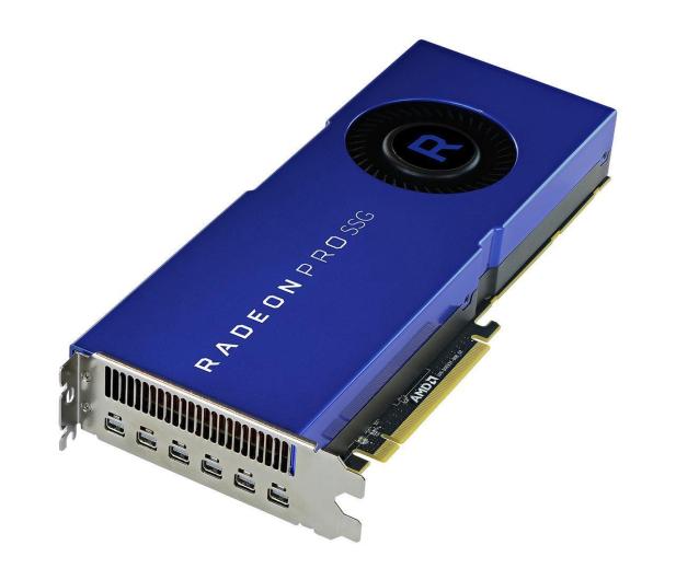 AMD Radeon Pro SSG VEGA 16GB HBM2 - 418932 - zdjęcie 3