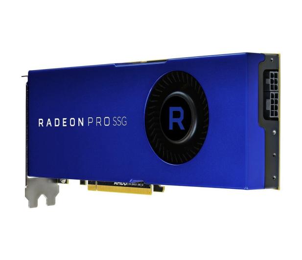 AMD Radeon Pro SSG VEGA 16GB HBM2 - 418932 - zdjęcie 4