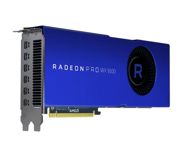AMD Radeon Pro WX 9100 16GB HBM2 - 418771 - zdjęcie 2