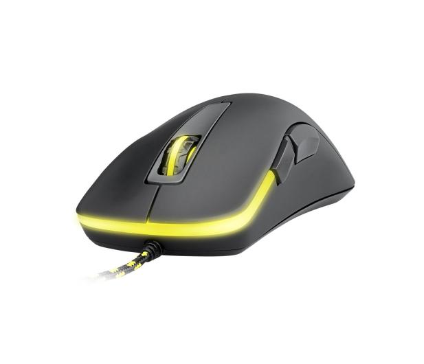Xtrfy M1 (czarna, Yellow LED, 4000dpi) - 416669 - zdjęcie 2