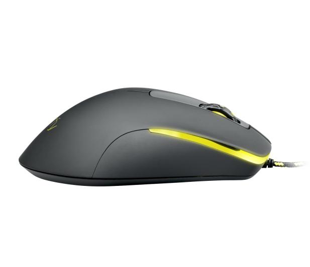 Xtrfy M1 (czarna, Yellow LED, 4000dpi) - 416669 - zdjęcie 7