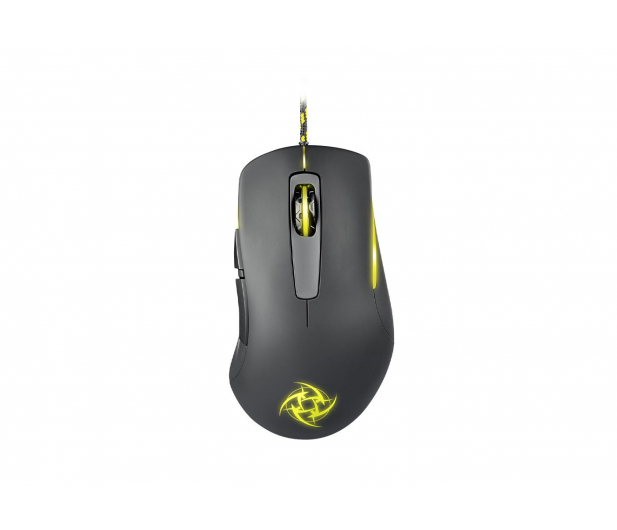 Xtrfy M1 NiP (czarna, Yellow LED, 4000dpi)  - 416674 - zdjęcie