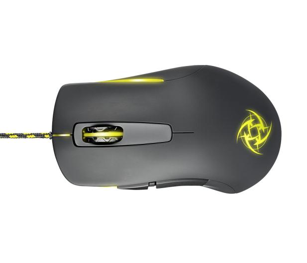 Xtrfy M1 NiP (czarna, Yellow LED, 4000dpi)  - 416674 - zdjęcie 5