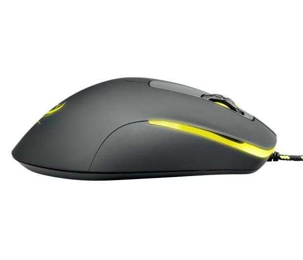 Xtrfy M1 NiP (czarna, Yellow LED, 4000dpi)  - 416674 - zdjęcie 7