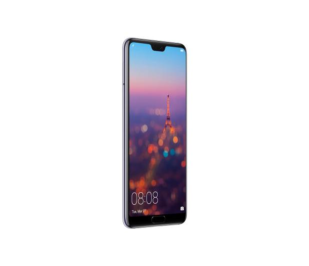 Huawei P20 Pro Dual SIM 128GB Purpurowy  - 415104 - zdjęcie 2