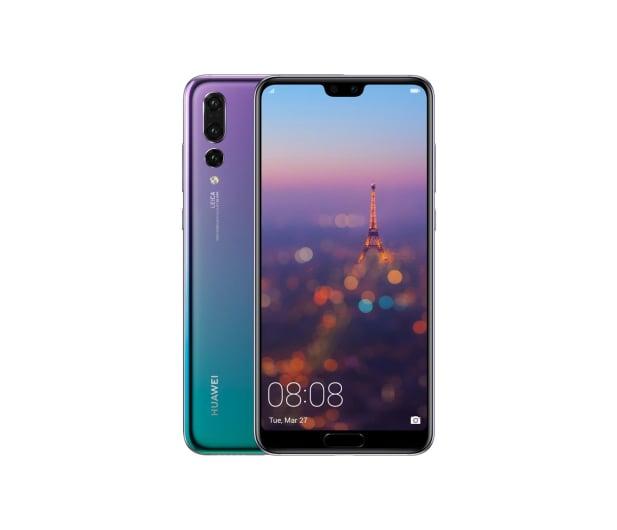 Huawei P20 Pro Dual SIM 128GB Purpurowy  - 415104 - zdjęcie