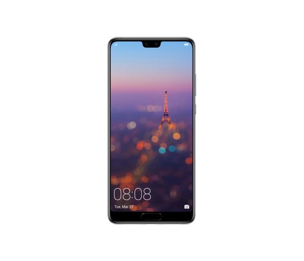 Huawei P20 Dual SIM 128GB Niebieski - 415061 - zdjęcie 3
