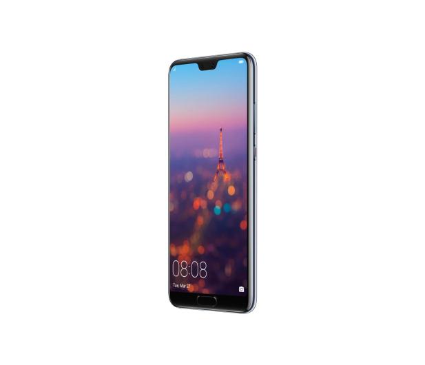Huawei P20 Dual SIM 128GB Niebieski - 415061 - zdjęcie 4