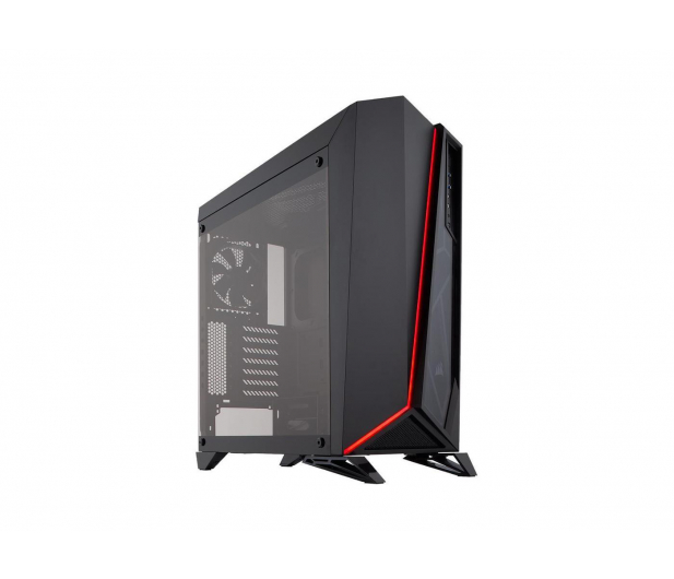 Corsair Carbide Series Spec-Omega Black Smart Case - 398965 - zdjęcie