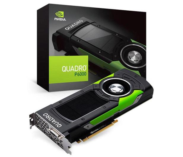 PNY Quadro P6000 24GB GDDR5X - 382969 - zdjęcie