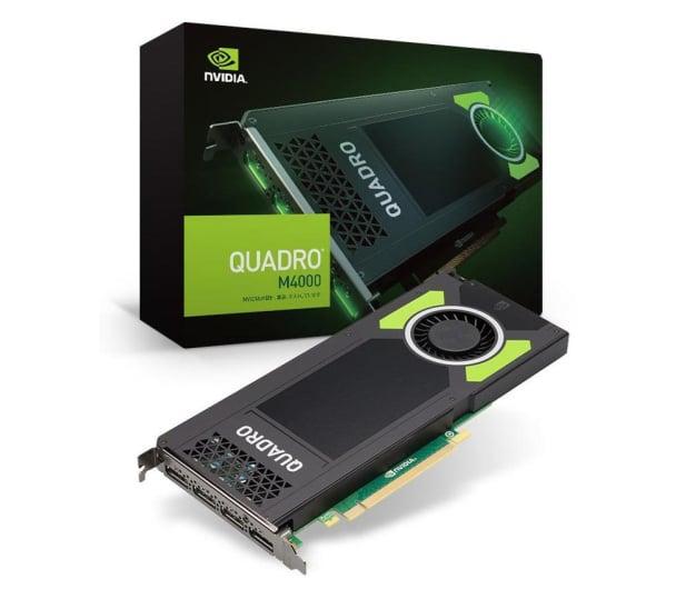 PNY NVIDIA Quadro M4000 8GB GDDR5 - 383021 - zdjęcie