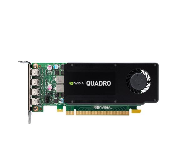 PNY Quadro K1200 DP 4GB GDDR5 - 421018 - zdjęcie 2