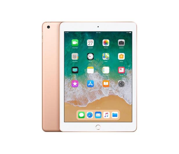 Apple NEW iPad 32GB Wi-Fi Gold - 421044 - zdjęcie