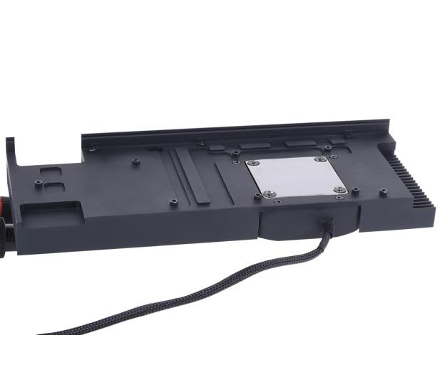 Alphacool Eiswolf 240 GPX Pro MD RX Veg M01 2x120mm - 414056 - zdjęcie 4