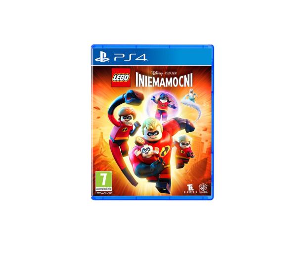 PlayStation LEGO Incredibles (Iniemamocni) - 421377 - zdjęcie