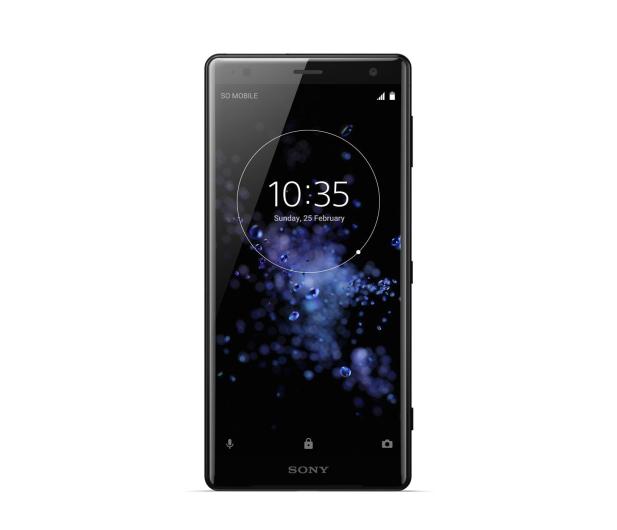 Sony Xperia XZ2 H8266 4/64GB Dual SIM Płynna czerń - 412875 - zdjęcie 3