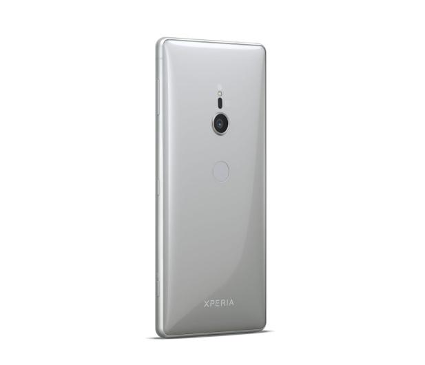Sony Xperia XZ2 H8266 4/64GB Dual SIM Płynne srebro - 412876 - zdjęcie 5