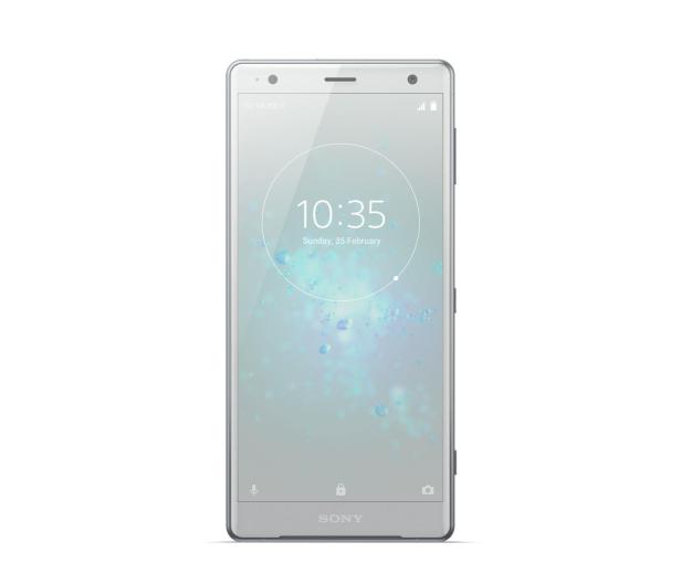 Sony Xperia XZ2 H8266 4/64GB Dual SIM Płynne srebro - 412876 - zdjęcie 3
