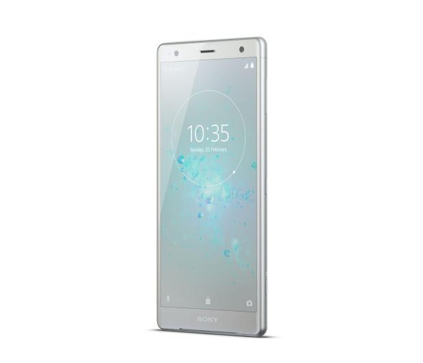 Sony Xperia XZ2 H8266 4/64GB Dual SIM Płynne srebro - 412876 - zdjęcie 4