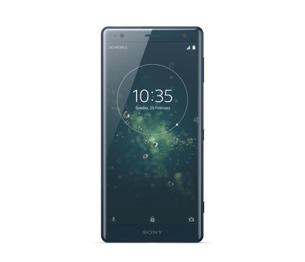 Sony Xperia XZ2 H8266 4/64GB Dual SIM Głęboka zieleń - 412877 - zdjęcie 3
