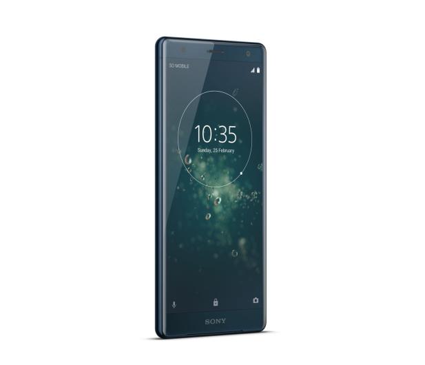 Sony Xperia XZ2 H8266 4/64GB Dual SIM Głęboka zieleń - 412877 - zdjęcie 2