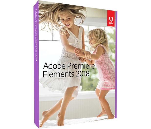 Adobe Premiere Elements 2018 MAC [ENG] ESD - 413031 - zdjęcie