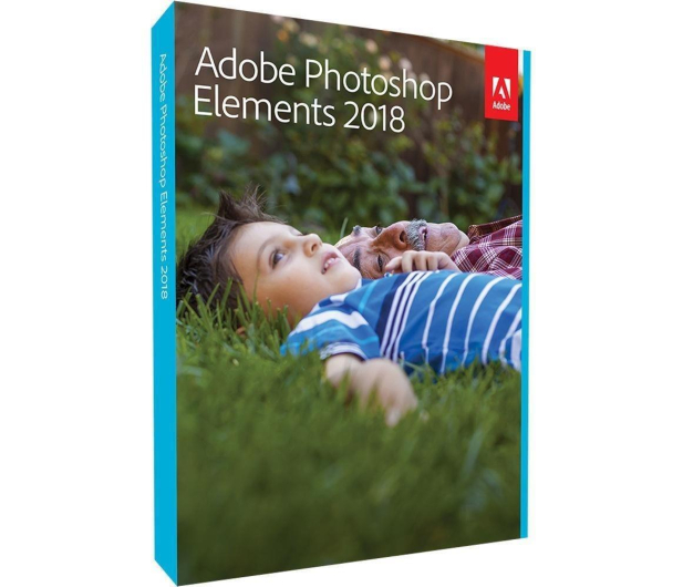 Adobe Photoshop Elements 2018 WIN [ENG] ESD - 413029 - zdjęcie