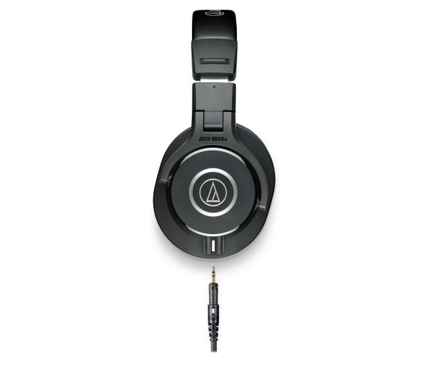Audio-Technica ATH-M40X Czarny - 413146 - zdjęcie 3