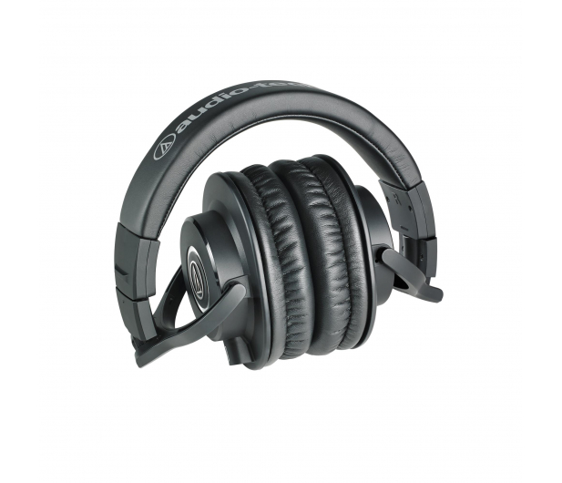 Audio-Technica ATH-M40X Czarny - 413146 - zdjęcie 4
