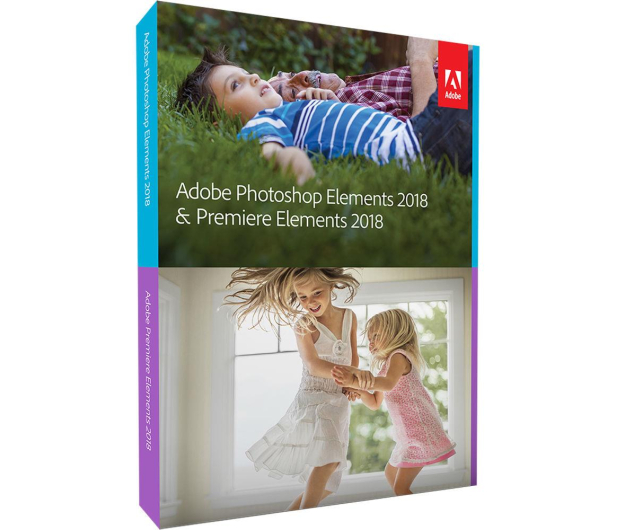 Adobe Photoshop&Premiere Elements 2018 MAC [ENG] ESD - 413032 - zdjęcie