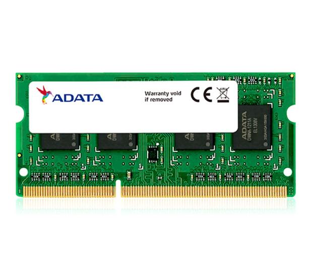 ADATA 4GB (1x4GB) 1600MHz CL11  DDR3L  - 413611 - zdjęcie