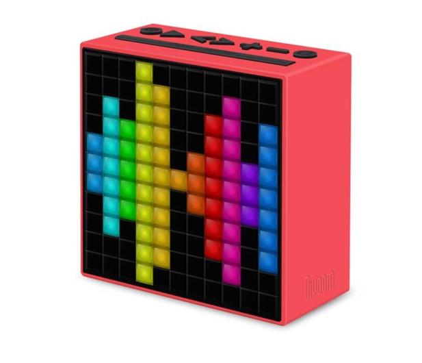 Divoom TimeBox czerwony - 408802 - zdjęcie