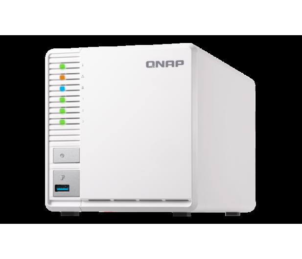QNAP TS-328 (3xHDD, 4x1.4GHz, 2GB, 2xUSB, 2xLAN)  - 414425 - zdjęcie 2